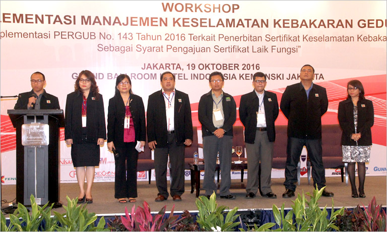 Mengenal Lembaga Sertifikasi Profesi Untuk FSM